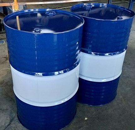 中普水性钢桶漆在套色桶的应用性